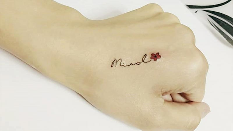 minimal tiny tattoo kl cheras malaysia