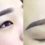 Mist Eyebrow Embroidery