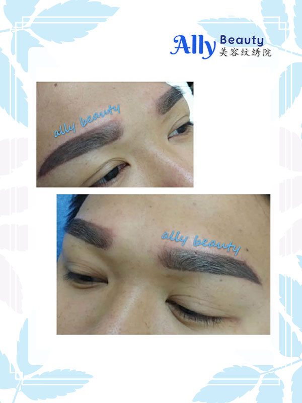 best men eyebrow embroidery kl ampang cheras