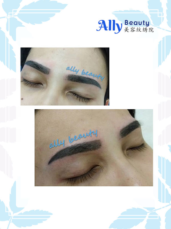 eyebrow embroidery for guys ampang kl cheras