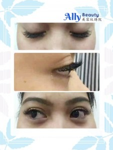 eyelash extension sample 03