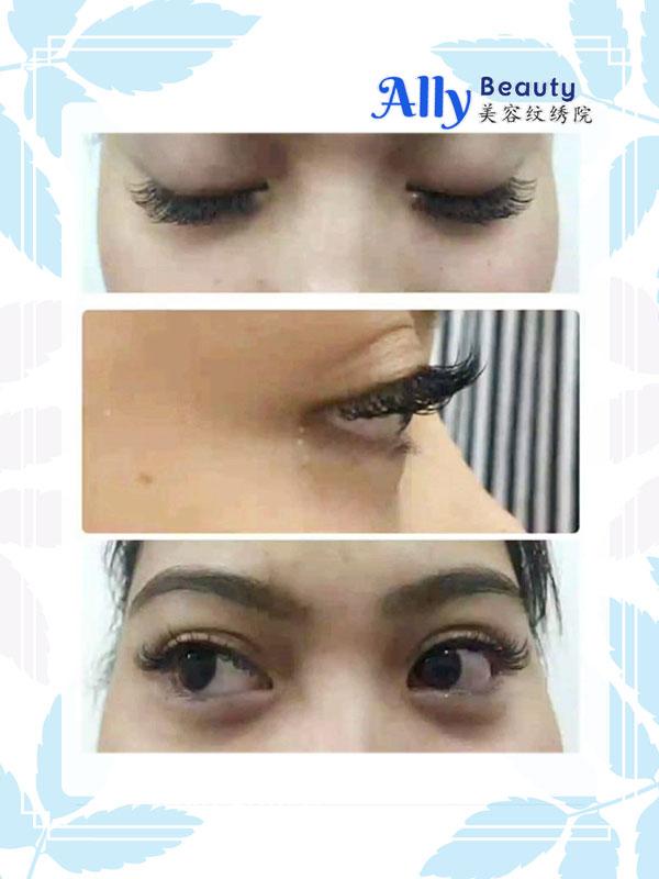 eyelash extension sample 03