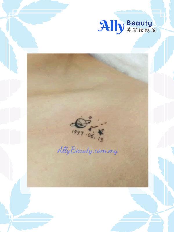 best minimal tiny tattoo malaysia cheras ampang kuala lumpur