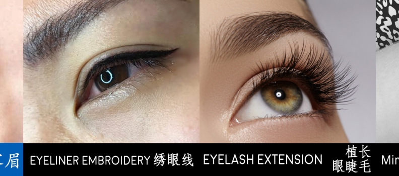 RM300-399: Korean Eyebrow Embroidery 韩式粉雾眉/绣雾眉